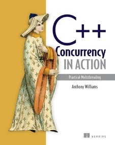 C++ Concurrency in Action cover