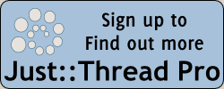 Sign up to find out more about Just::Thread Pro